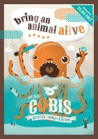 COBIS - Animal Poetry Comp poster by techitch34