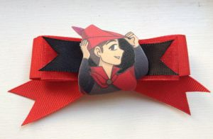 FOR SALE Chibi Bow: Prince Phillip by Lokotei