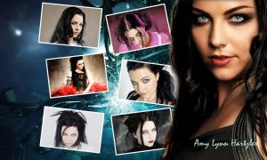 Amy Hartzler Wallpaper 2 by snow-white-king
