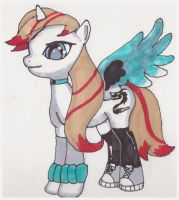 My MLP form 2 by vctoriabb2