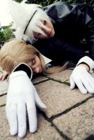Cosplay Spam 1# - SoMa - I wont let you touch her by KeksFanxXx