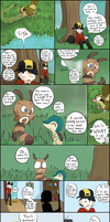 Kings and Pawns: A HGSS Nuzlocke - Page 9 by Parasols
