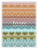 Patterns Set 013 by love-memory