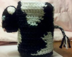 Cow Mug Cozy 3 by energeticjen