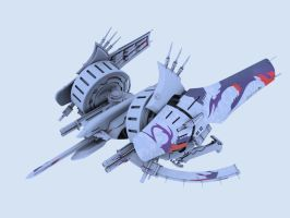 Before Ikaruga Texture Test 2 by Babywolf2918