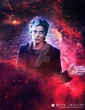 'The Twelfth Doctor' Doctor Who Poster by RenegadeTimelord2000