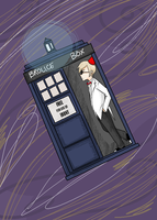 Doctor Dave by JustIchii