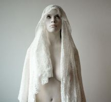 behind the veil IV by Syllie