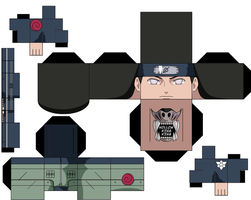 Konoha Barrier Team hyuga by hollowkingking