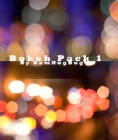 Bokeh Pack by bamhugbug