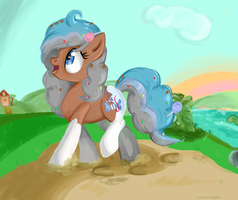 A trot through nature by trinidream