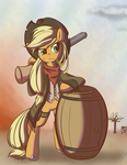 Meet Me On The Frontier by BambooDog