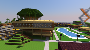 Minecraft - My New House by haojpc