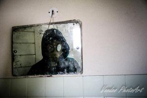 Toxicity mirror by VoodooPhotoArt