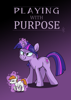 Commission - Playing With Purpose by sophiecabra