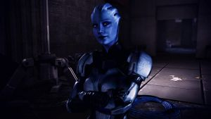 Liara T'Soni 29 by johntesh