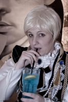Sakizo: Blue Prince Romantic Jewels Cosplay by SezuCosplay