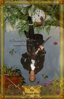 The Hanged Man by PaintedOnMySoul