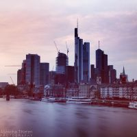 Frankfurt am Main by AljoschaThielen