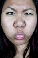 Real People Make Funny Faces: Mylien 1 by Estel-eAist