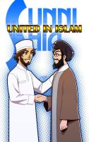 United in Islam by Nayzak