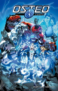 The OsteoCorps Cover Art by Shwann