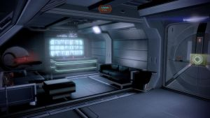Kasumi's Quarters - bar, first person view by loraine95