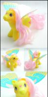 MLP Restore: Flitter Pink by SD-DreamCrystal