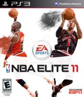 NBA Elite 11 Bulls by MattBizzle2k10