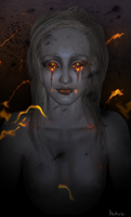 Tears from Hell by Nakubi