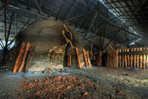 Charcoal Factory by mayonzz