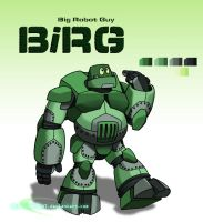 Birg profile by WaneBlade