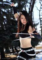 Xmen - X-23 10 by Hyokenseisou-Cosplay