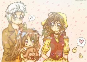 Harvest Moon TOTT - Family by nomscookie