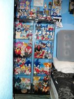Sonic Collection ( OUTDATED ) by DarkGamer2011