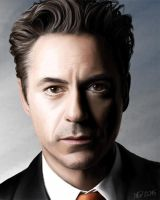 Robert Downey Jr. by martita80