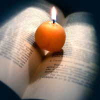 Candle light by conceptions