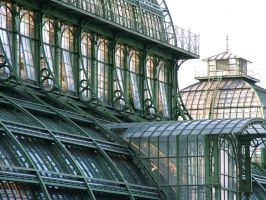 Greenhouse Detail by Aonir