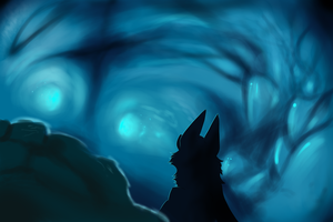 Cave of wonders by snowpups123