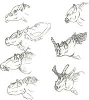 Grazer Sketches by TheRepublicanMartian
