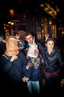 Chinese New Year Pubcrawl - 1st Feb 2014 - 25 by darknetcs