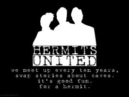 Hermits United by restless-1