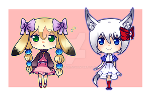 Quickie Adopts! (CLOSED) by oipster