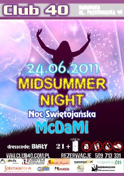 Midsummer Night Party by damid
