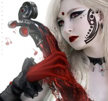 Heartcall Sanguinem. by hybridgothica
