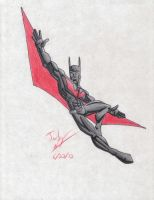Batman Beyond rules by Twinkie5000