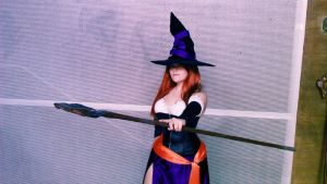 Dragon's Crown Sorceress Cosplay 2 by Edaine