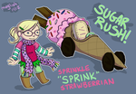 Sprinkle Strawberrian by meglish