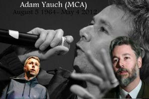 RIP Adam Yauch by FromLoveToDeath