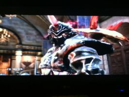 Soul Calibur IV, Nightmare wins! by LightTheDragon19
